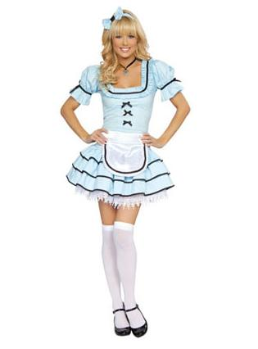 Alice through the Looking Glass Costume