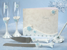 Snowflake 6 Piece Bridal Package