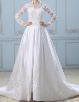 Wedding Gown of Katherine Middleton