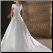 Satin and Taffeta Wedding Gown