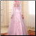 Affordable Beaded Satin Long Sleeve Muslim A-Line Wedding Dress with Hijab - back of gown