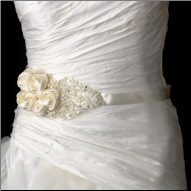 Beautiful Wedding Sash Bridal Belt