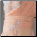 Elegant Strapless Vow Renewal Gown in stock - close-up of bodice
