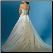 Embroidered Sweetheart Neckline Wedding Dress