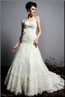 High Quality Lace Wedding Dress