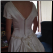 Short Sleeve Morilee Wedding Gown with Train - In Stock - Size 8