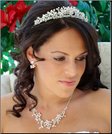Duchess of Lancaster Crystal Tiara Set