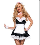 Cute French Maid Costume