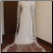 Organza Vintage Bridal Gown with Matching Veil