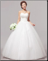 Organza and Satin Ballerina Ball Gown