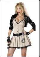 Seductive Highway Patrol Police Costume