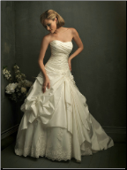 Ball Gown with Sweetheart Neckline