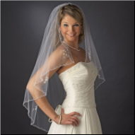 Cambridge Wedding Veil