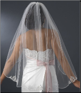 Buckingham Wedding Veil