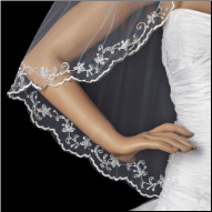 Essex Wedding Veil