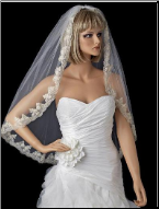 Hampshire Wedding Veil