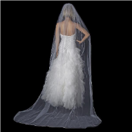 St Albans Wedding Veil