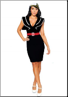 Captains Choice Ladies Sailor Costume