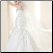 Satin Mermaid Style Wedding Gown