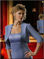 Elegant Satin Jacket