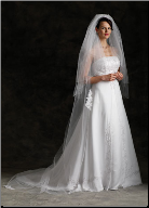 Worcester Wedding Veil