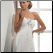 Adorable Strapless Chiffon Gown - close-up of bodice