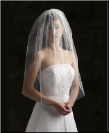 Gloucester Wedding Veil