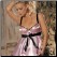 Charmeuse Babydoll - shown in Pink