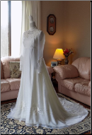 Marianne Sense and Sensibility Bridal Gown in stock size 6