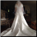 Mori Lee Wedding Gown with Short Sleeves for rent
