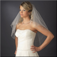 Oxford Wedding Veil