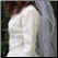 Paloma Blanca Long Sleeved Lace Wedding Gown for rent