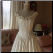 Romantic Off-the-Shoulder Satin Bridal Gown size 12
