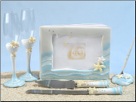 Starfish 6 Piece Bridal Package