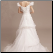 Sweet Southern Belle Wedding Dress - back of gown