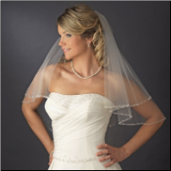 Vienna Double Layer Bridal Veil