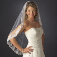 Coburg Wedding Veil