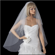 Canterbury Wedding Veil