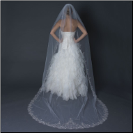Westminster Abbey Cathedral Wedding Veil