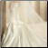 Fit-and-Flare Style Wedding Gown - back of gown