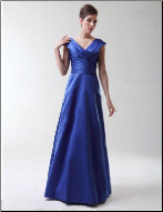 Affordable Elegance Satin Gown