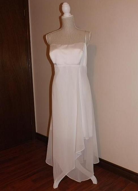 Pre-owned Simple Handkerchief Hem Dress $105.00, elegant and sweet ...