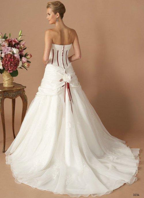 Corset Style Wedding Dresses