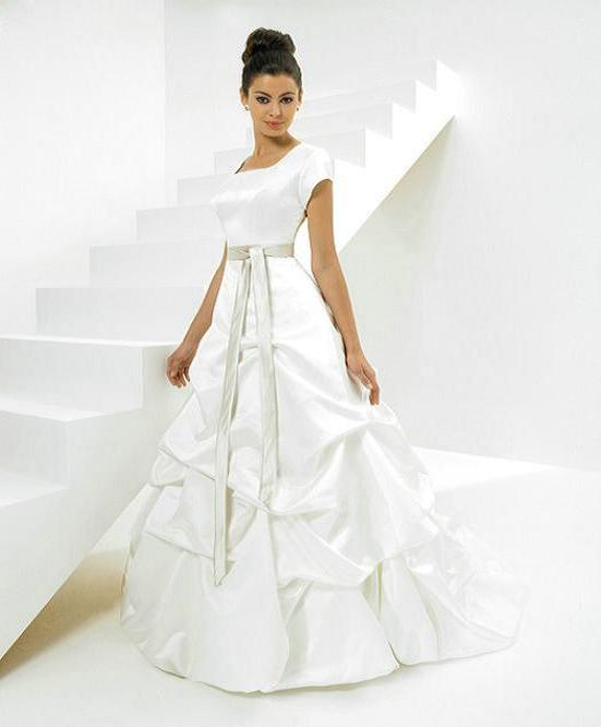 Lds Wedding Gowns For Rent : Modest wedding dresses for rent utah from lds